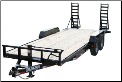 Lamar Trailer 18' Equipment Hauler - $4,995