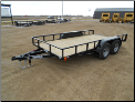 Lamar 14' Tandem Axle Classic Utility Trailer - Starting at $3,300*