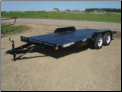Rainbow Trailers 18' Car Hauler