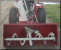 "Snow Blower 60"" Farm King"
