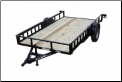 "Lamar Trailer 77""x12' ATV - $2,490"