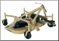 Land Pride Grooming Mower 60""