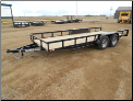 Lamar 18' Tandem Axle Classic Utility Trailer - Starting at $3,500*
