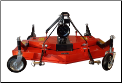 Terrain Finish Mower