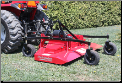 Mahindra Finish Mower