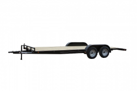 Lamar Trailer 18' Car Hauler