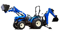 LS XR3037 36HP 4wd Tractor