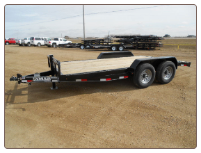 Lamar 14K Equipment Hauler 16' - Starting at $4,700*
