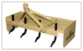 "Land Pride Box Scraper 66"" - BB1266"