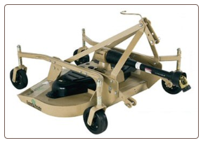 Land Pride Grooming Mower 72""