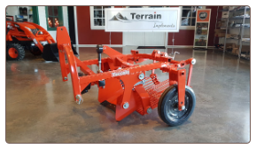 Terrain PD50 Potato Digger